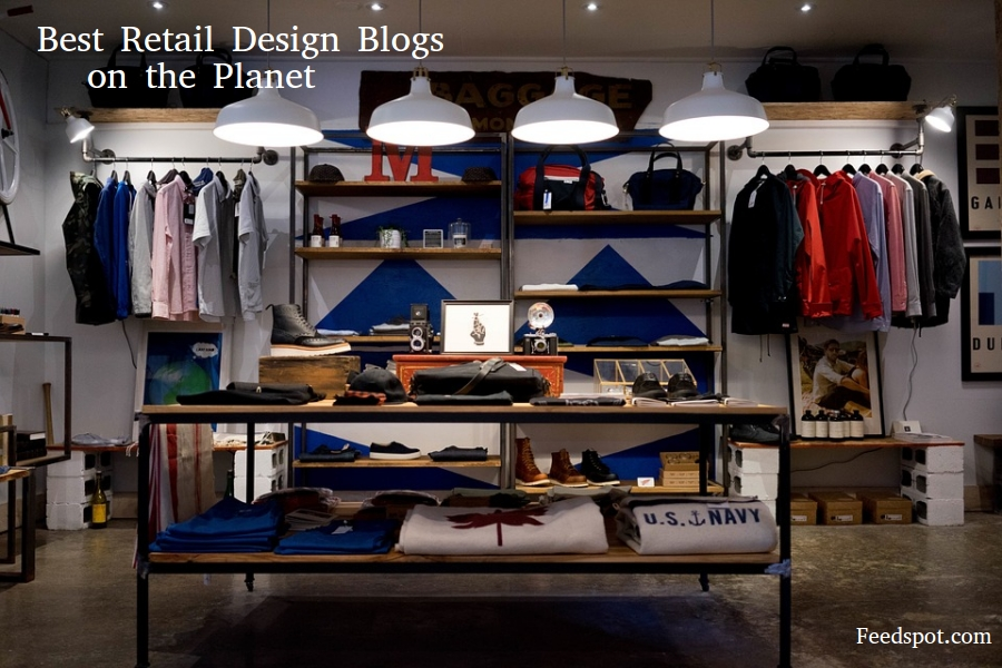 Top 25 Retail Design Blogs and Websites To Follow in 2019