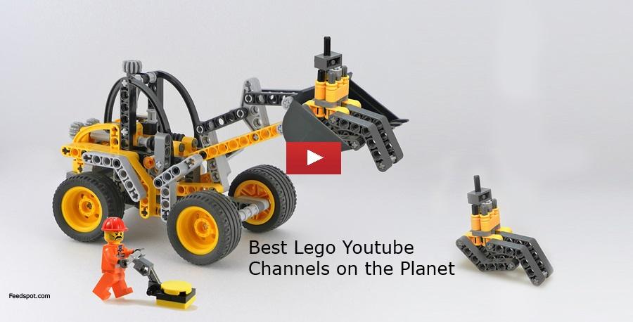 sur YT:  100 chaînes Youtube Lego pour les fans de Lego  infos