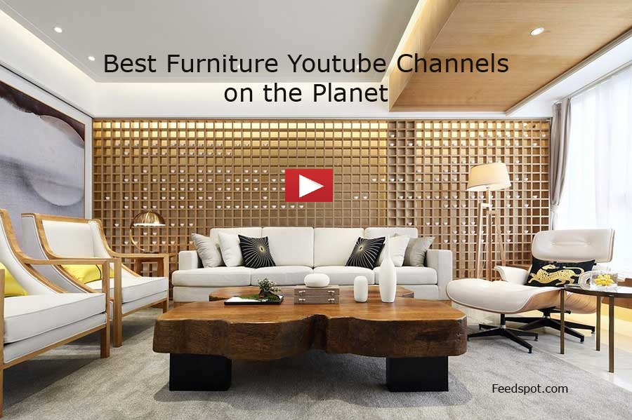 Top 60 Furniture Youtube Channels To Follow