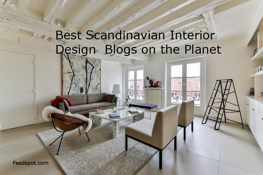 Top 30 Scandinavian Interior Design Blogs And Websites To Follow In 2018