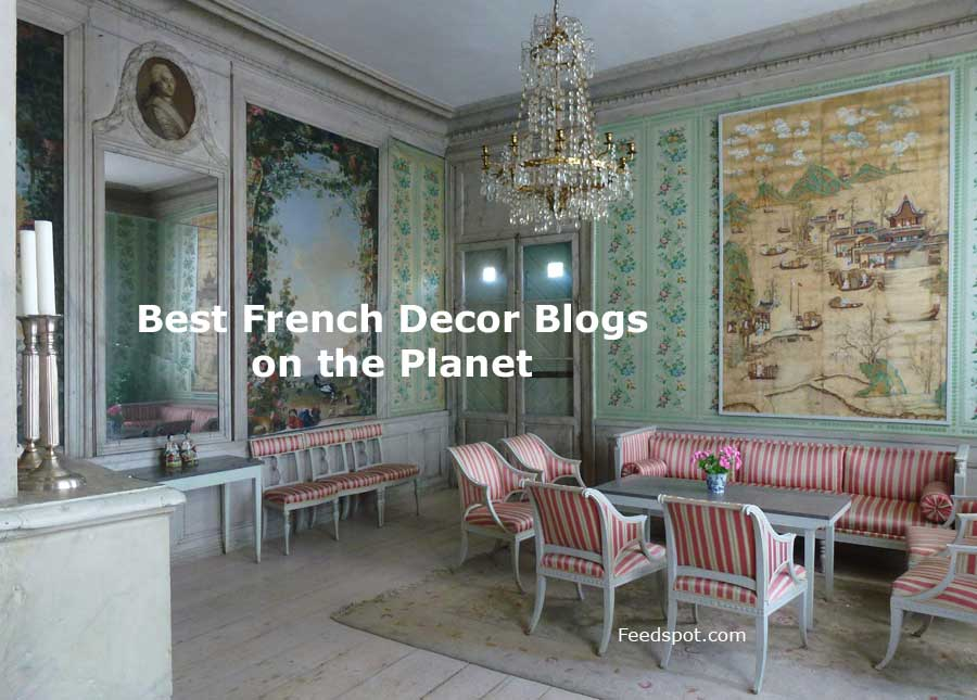Top 30 French Decor Blogs And Websites  French Interior