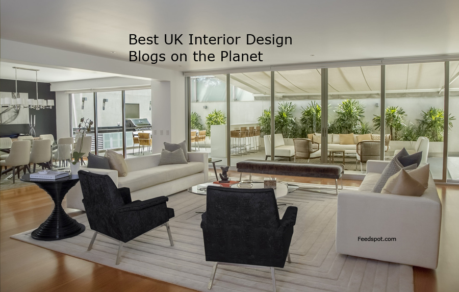 Top 50 UK Interior Design Blogs And Websites To Follow In 2018