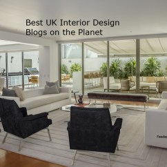 Modern Living Room Decorating Ideas Uk Tv Wall Unit Designs For Top 50 Interior Design Blogs And Websites To Follow In 2019