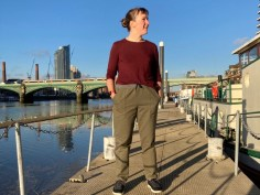 Perfect Pandemic trousers – for her! – FehrTrade