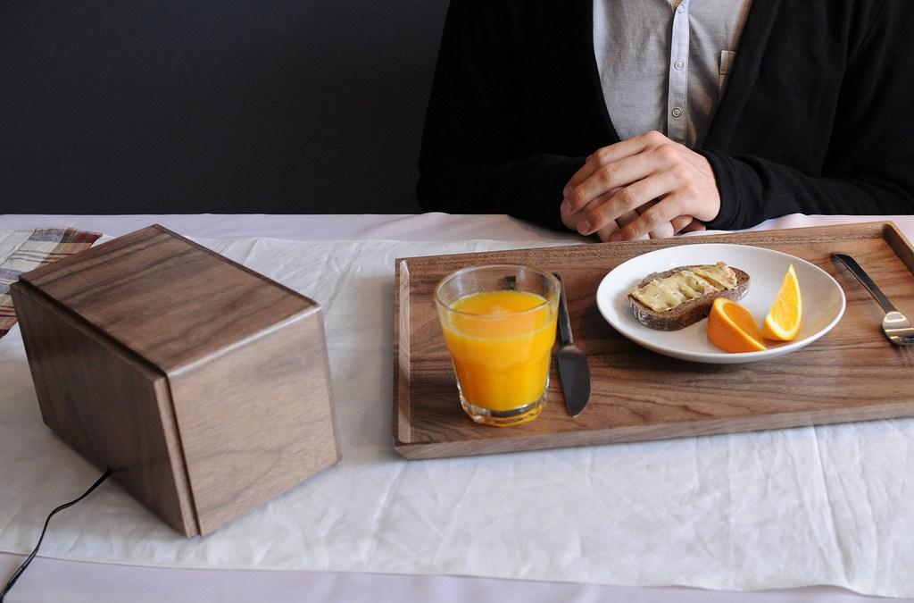 Verdorbenes Frühstück