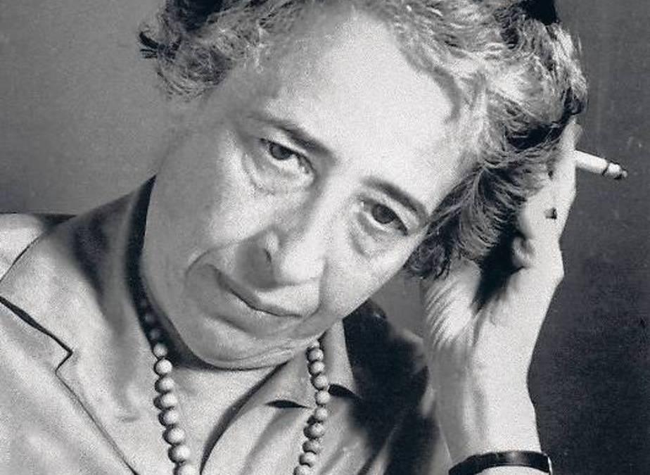 Pluralität, Souveränität und ein Denken von anderswo – zum 40. Todestag von Hannah Arendt