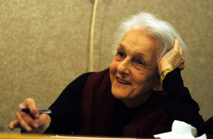 »Im Übrigen hatte ich all die Jahre nur einen zerstreuten Blick für die Frauen« –       Zum Tod von Rossana Rossanda