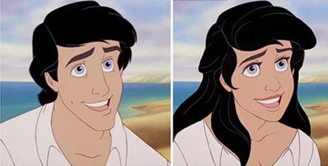 Disney Characters Male To Females  Feminizationus Blog Page-8798