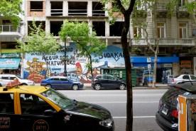 Straßenkunst kann man an fast jeder Ecke bewundern