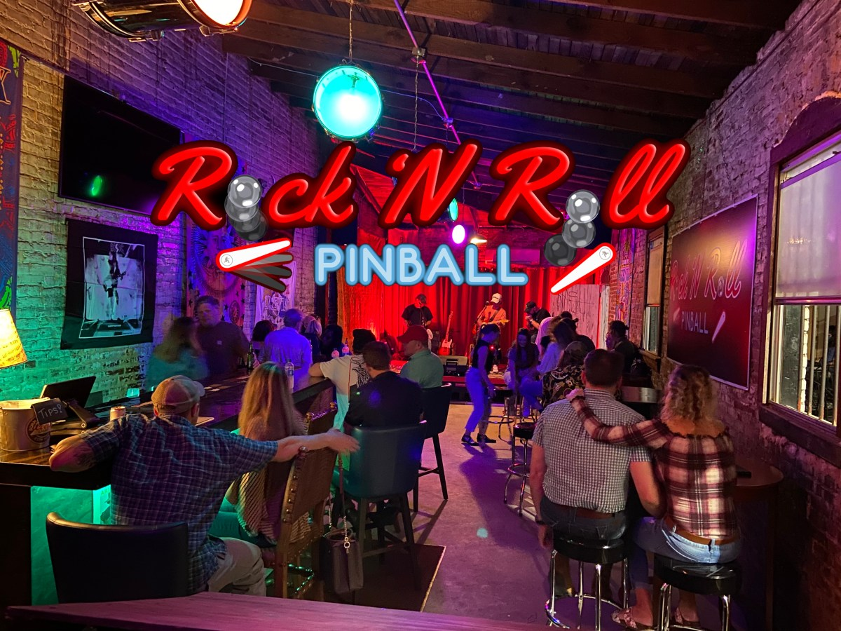 Rock N Roll Pinball