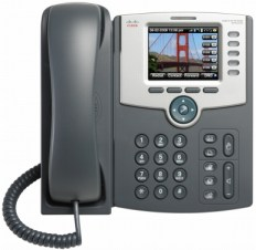 Cisco SPA525G2 Handset