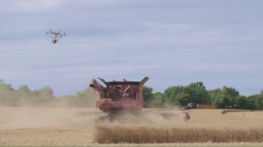Harvest & Film