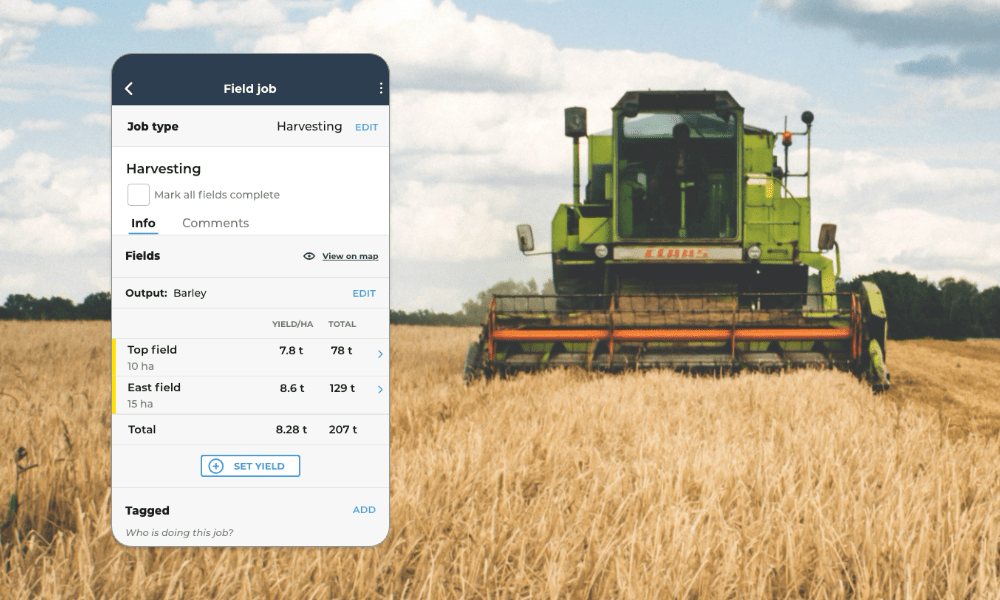 Introducing Yield Recording with fieldmargin