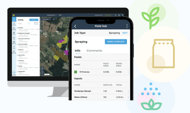 Here are 11 reasons to give fieldmargin a go on your farm
