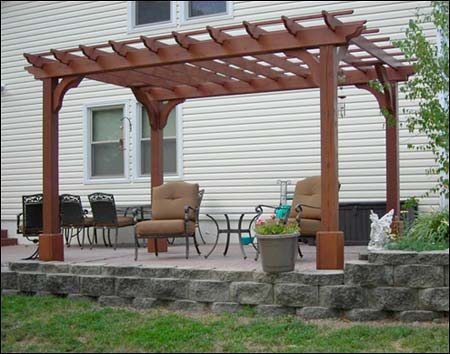 Types Of Outdoor Structures Fifthroom Living