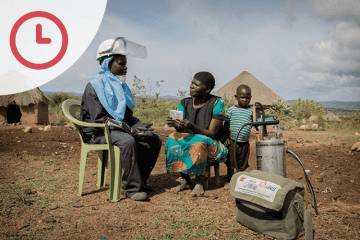 Five Minutes with PMI Vector Link Project   Malaria Control