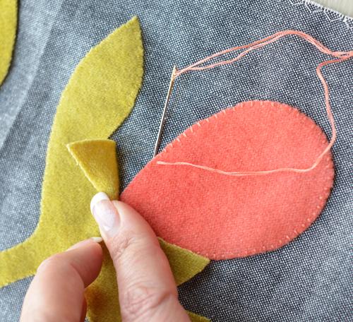 Floss stitchesreal