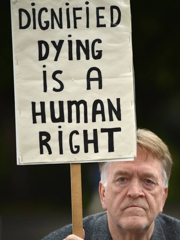 Assisted Suicide Bill Vote In Scotland Final Fling