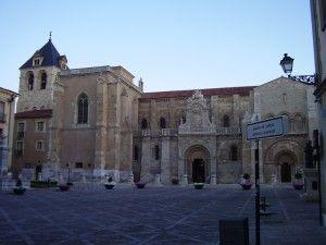 Die Basilika in Leon