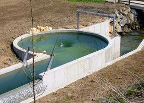 Kleinwasserkraftwerk