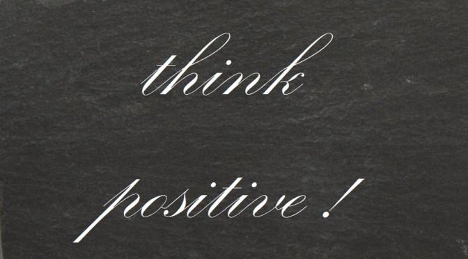 Schau nach den positiven Eigenschaften der Menschen