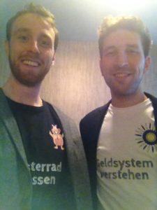 Jens und Chris