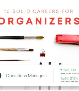 Are You an Organizer? You Might Love a Career in Management, Analytics, or Admin
