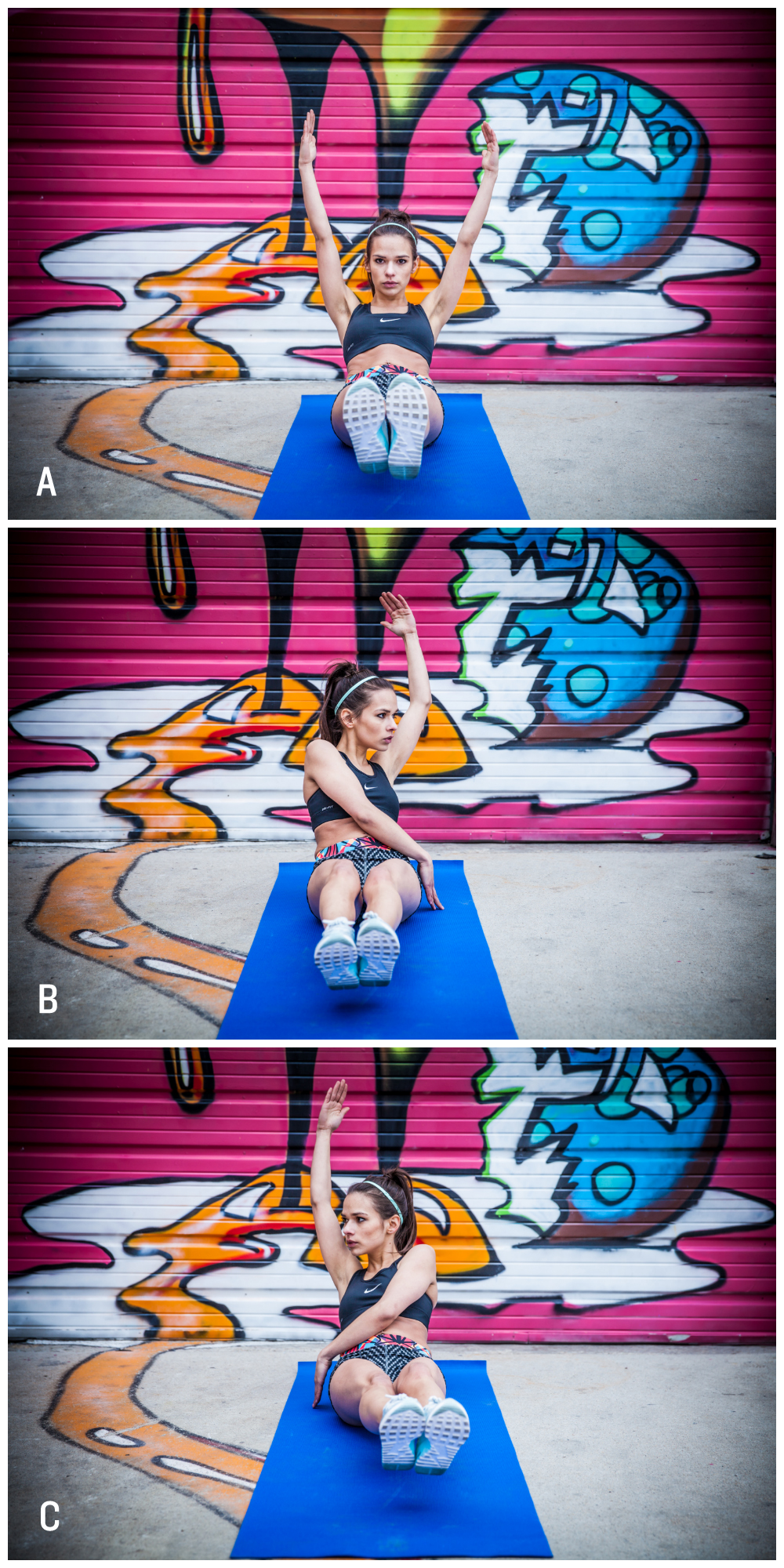 Muffin Top Twist @FitWithMeShelby