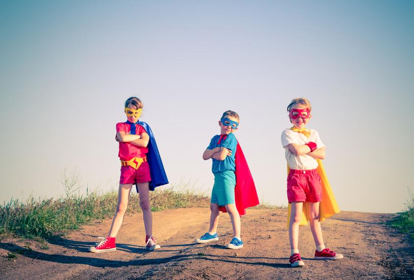 disfraz carnavales superhero
