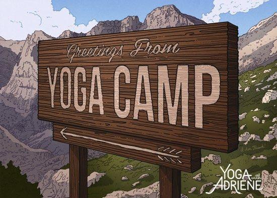 Yoga Camp