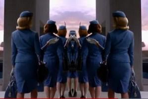 Pan Am flight attendants