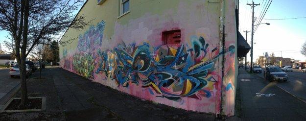 Mural, Tacoma