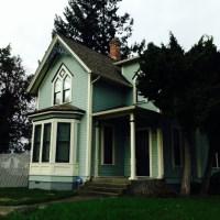 Judge Wilson House in Lakewood