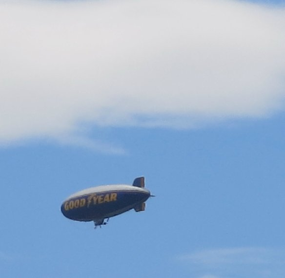 Good Year Blimp2