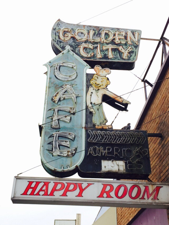 The Happy Room at Golden City