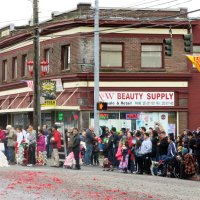 Lincoln International District's (Tacoma, WA) Lunar New Year Celebration