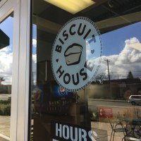 But first, breakfast at the Biscuit House in Lakewood