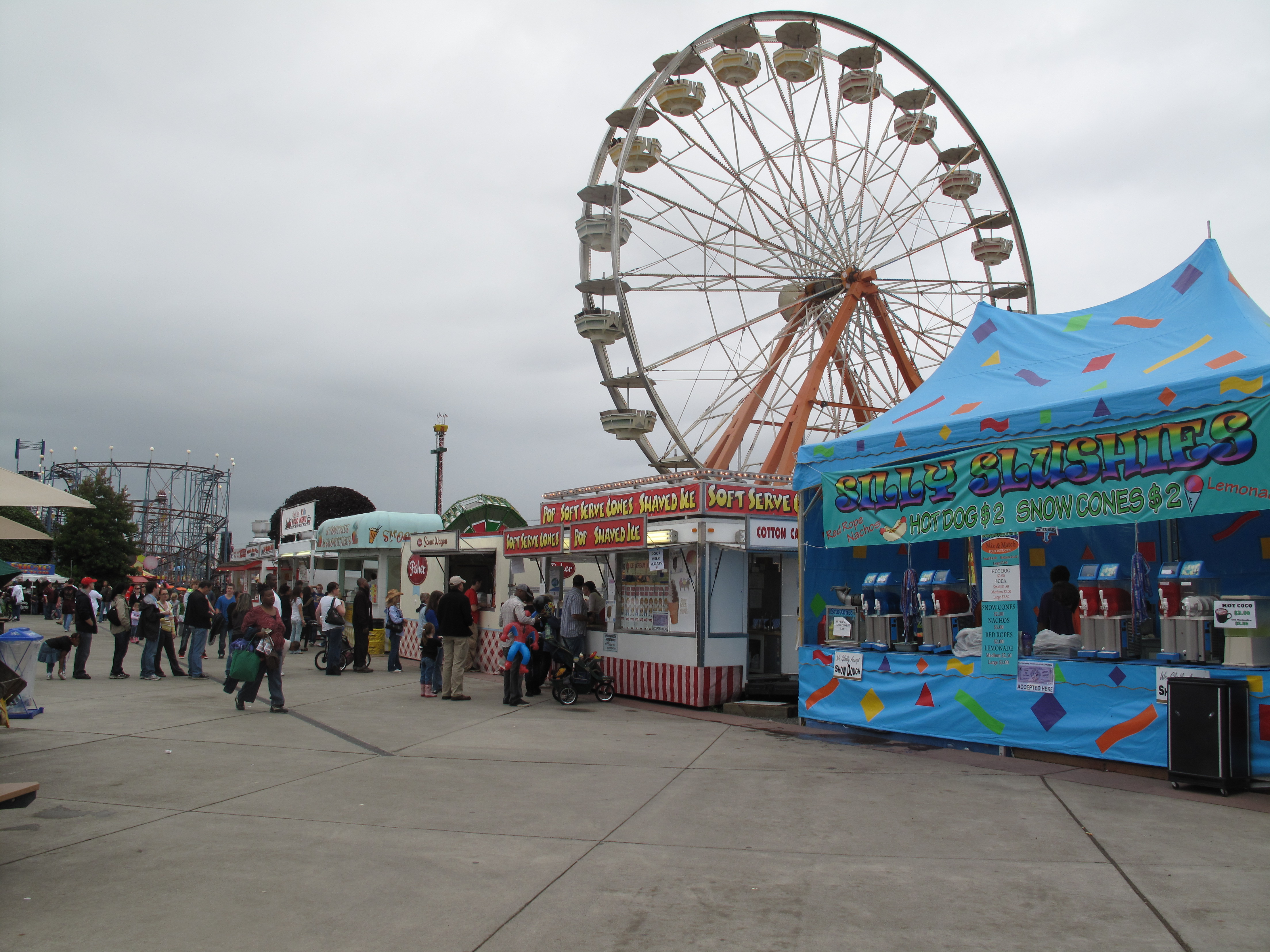 Western Washington State Fair Get Going