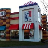 A&W and KFC
