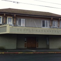 Kurt Cobain's first public show was here