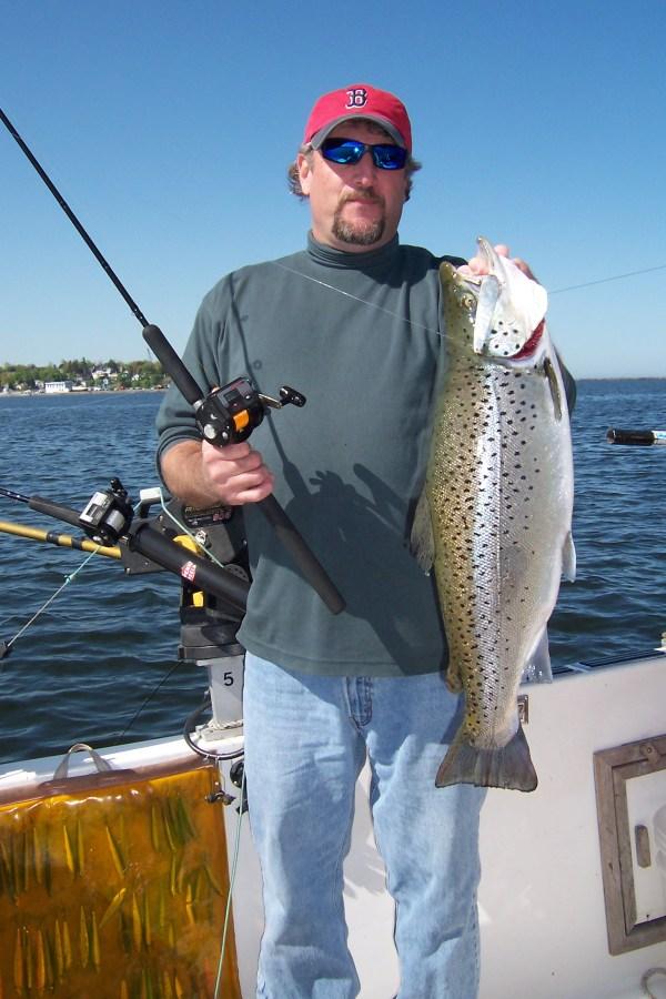 Lake Ontario Fishing Charters - Oswego Ny