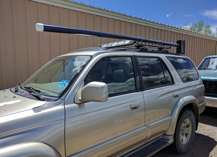 Diy A Fly Fishing Rod Rack Amp Carrier Blog Fishwest Com
