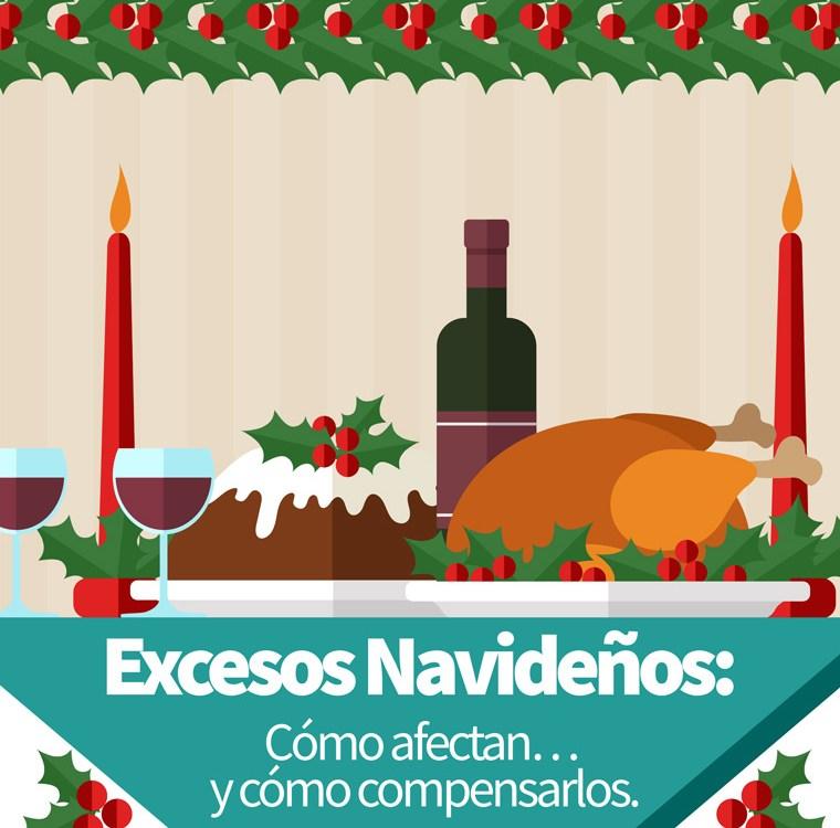 excesos navidad