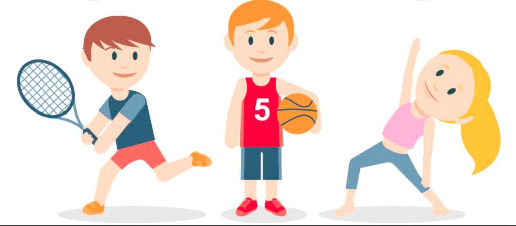 ejercicios aerobicos para niños 8 años