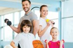 Family-kids-Fitness
