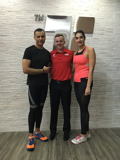 The MYZONE 25 Million Calorie Challenge - CGM Support