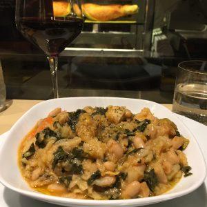 Traditional Tuscan Dish-Ribollita, aka my new favorite meal!