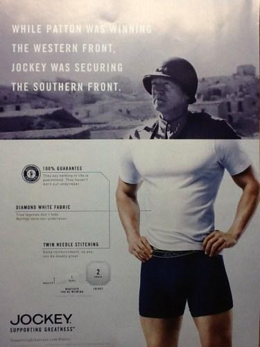 jockey ad