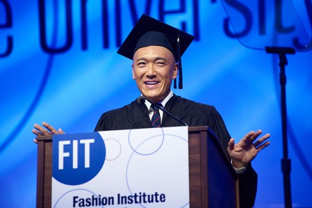 Joe Zee Addresses Graduates