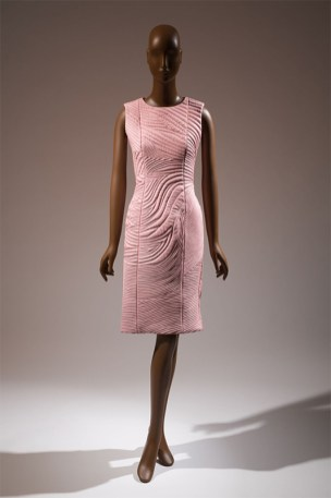 Mimi Plange, dress, Spring 2013, USA. From Black Fashion Designers.